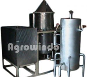 Mesin Destilasi Minyak Atsiri (Nilam, Cengkeh, Gaharu,dll)