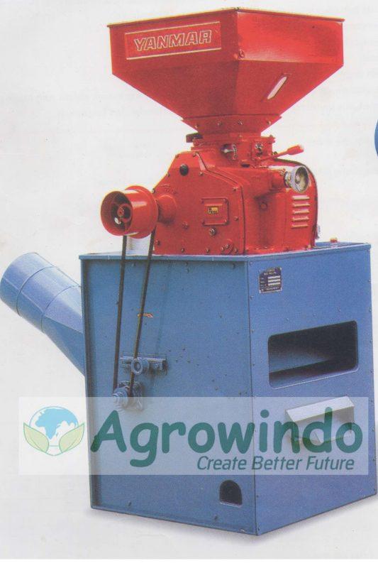 mesin pengupas kulit padi gabah