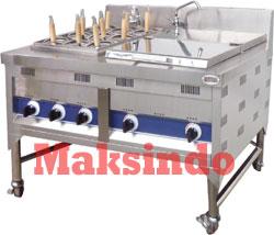 HGN-769 mesin pemasak mie noodle cooker