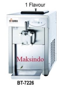 SOFT ICE CREAM & FROZEN YOGHURT MACHINE 3
