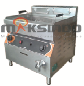 mesin gas deep fryer MKS GF-321V