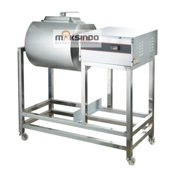 mesin mixer pencampur bumbu meat salting seasoning