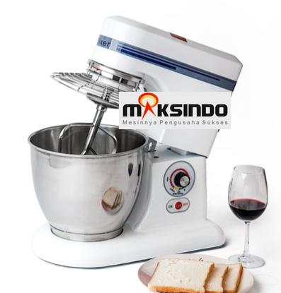 mesin mixer roti 5 liter maksindo