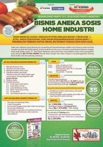 Training Bisnis Aneka Sosis Home Industri 28 Februari 2015 di Jakarta