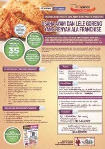 Training Bisnis Ayam dan Lele Goreng Lapis Tepung 1 Maret 2015
