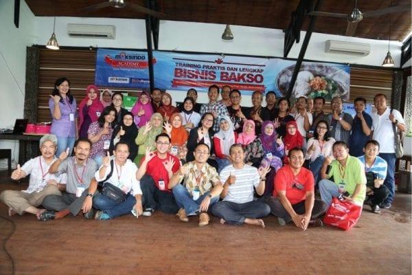 training bakso 21 desember 2014