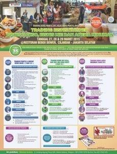 Training Bisnis Kuliner 27-29 Maret 2015