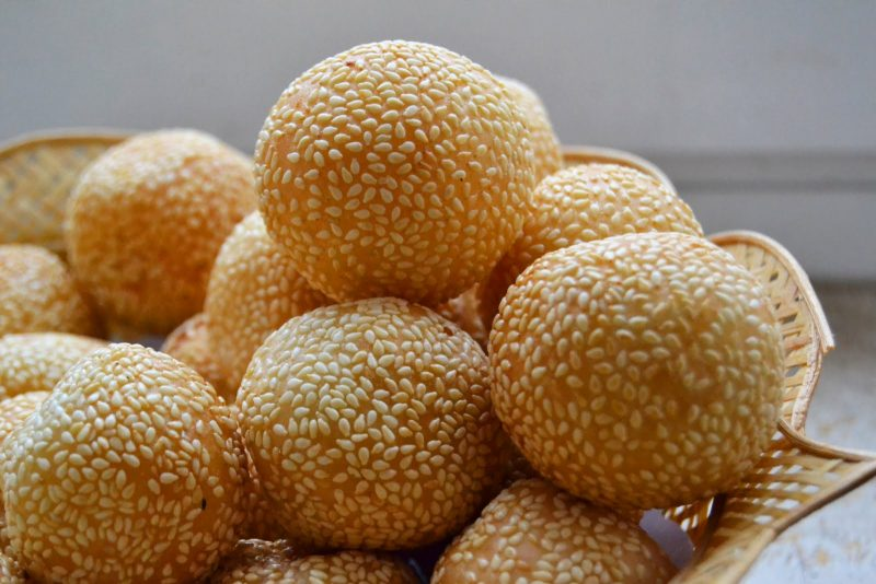 The Famous Onde-Onde