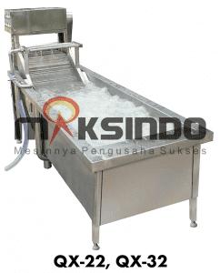 Spesifikasi dan Harga Mesin Air Bubble Vegetable Washer