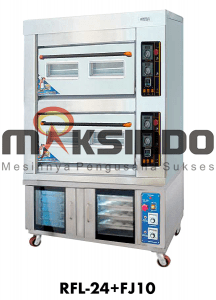 Spesifikasi dan Harga Mesin Combi Deck Oven-Proofer