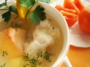 Peluang Usaha Sup Ikan Salmon Dan Analisa Usahanya Toko Mesin