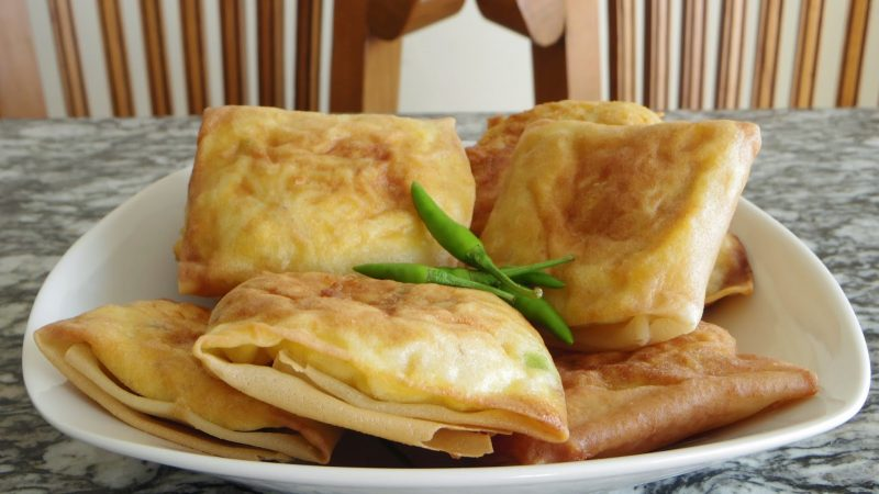 Image Gallery martabak telur