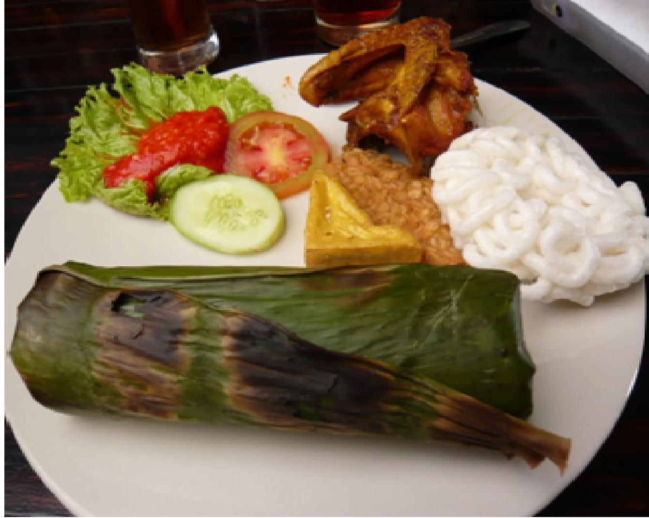 Peluang Bisnis Nasi Bakar Ayam dan Analisa Usahanya - Toko