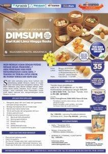 Training Usaha Dimsum 8 Nopember 2015