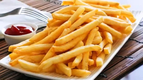 mesin pengiris kentang french fries