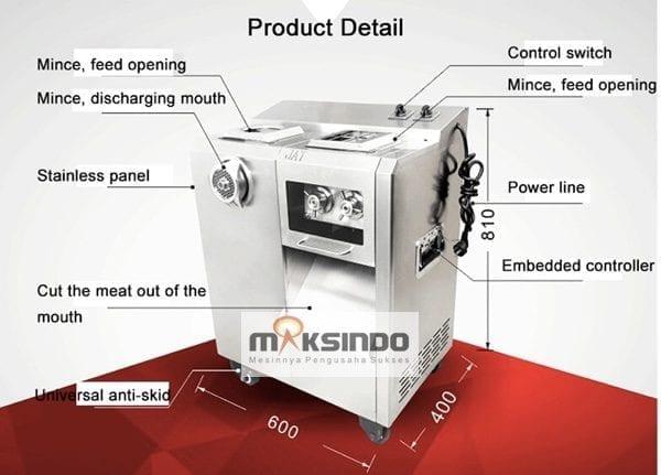 jual mesin giling daging dan pengiris daging