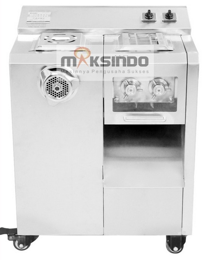 mesin meat slicer dan meat grinder