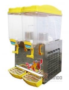 Mesin Juice Dispenser 2 Tabung (17 Liter) – DSP-17×2