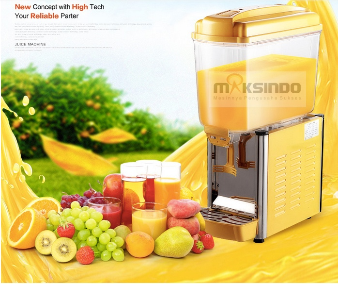 jual mesin juice dispenser murah