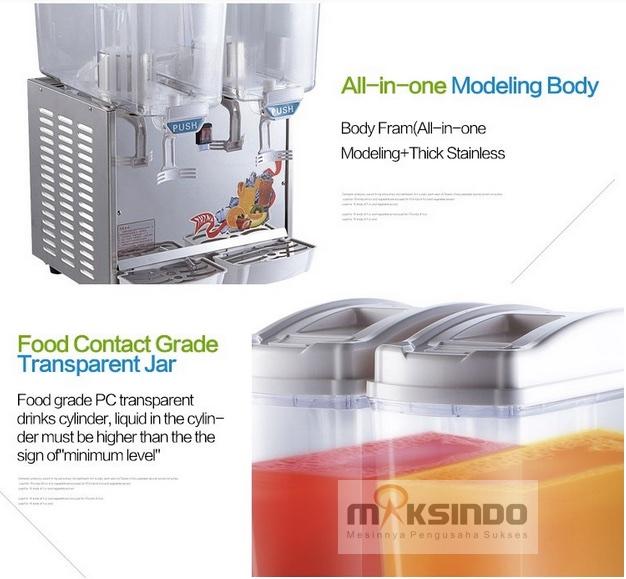 jual mesin juice dispenser