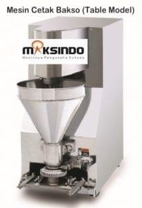 Mesin Cetak Bakso Mini (Table Model) – MCB-200B