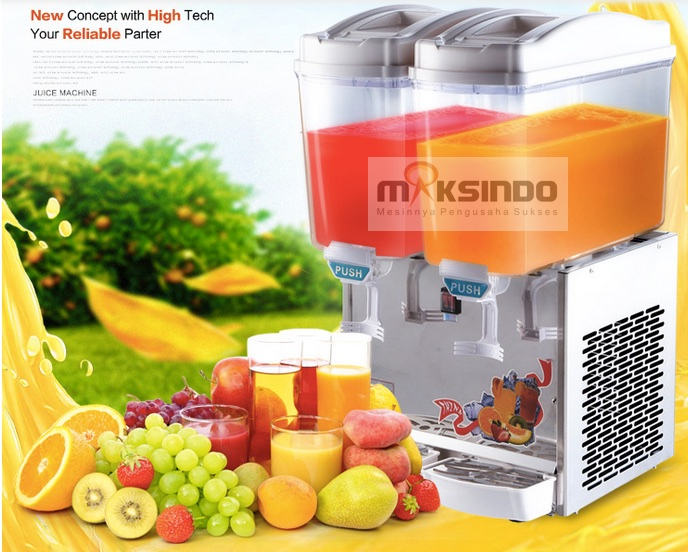 mesin juice dispenser murah