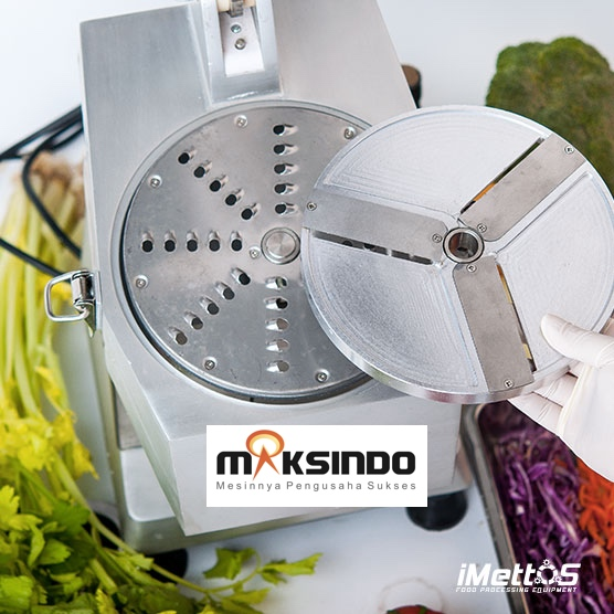 mesin vegetable cutter maksindo
