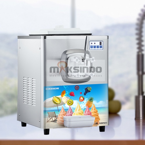 mesin soft ice cream murah maksindo