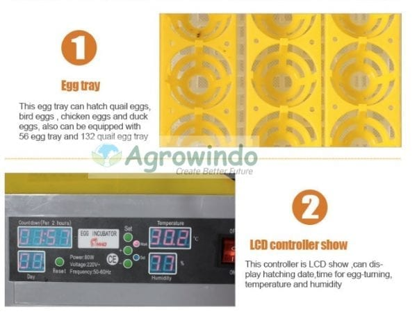 spesifikasi mesin penetas telur