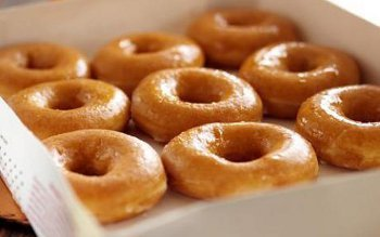 mesin cetak donut