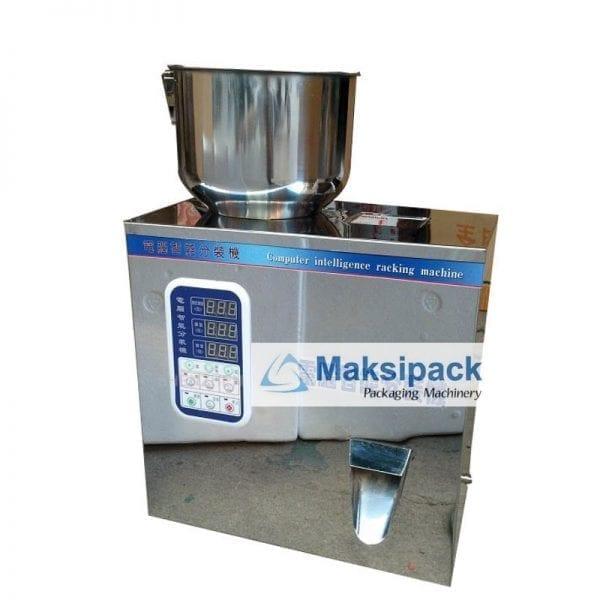 mesin filling tepung powder dan biji granule
