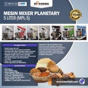 Harga Mixer Roti Murah Maksindo Terbaru