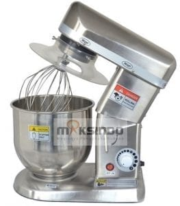 Mesin Mixer Planetary 7 Liter Stainless (SSP-7)