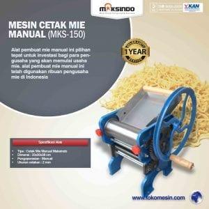 Mesin Mie Manual Model Baru Bagus Berkualitas