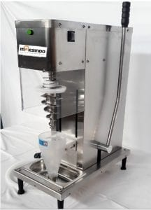 Mesin Blender Es Krim Yogurt Multifungsi