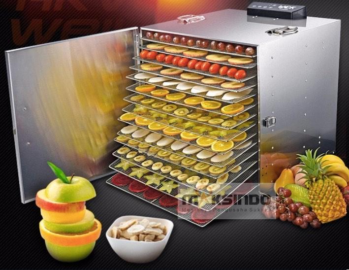 Mesin Food Dehydrator 15 Rak (FDH15)