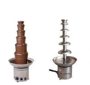 Mesin Chocolate Fountain 6 Tier (MKS-CC6)