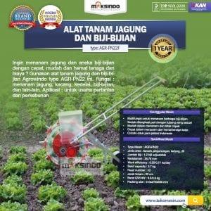 Alat Tanam Jagung dan Biji-Bijian AGR-PN22