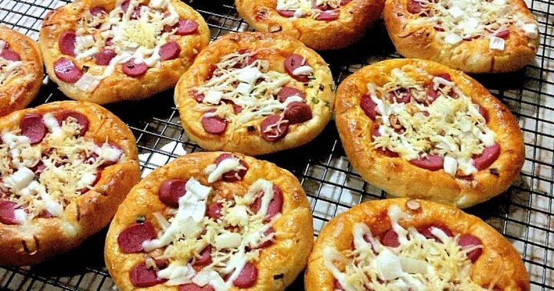 cara membuat pizza untuk dijual cara membuat pizza mini