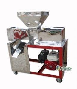 Mesin Peras Santan Manual dan Listrik