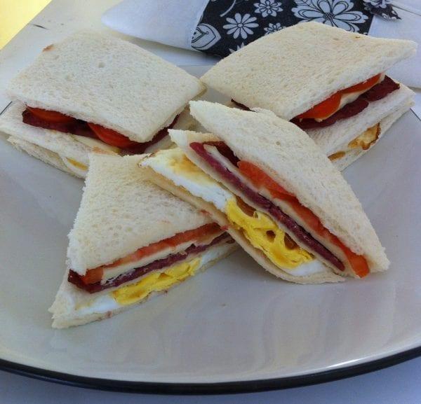 Cara Membuat Sandwich yang Sehat dan Spesial