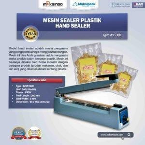 Mesin Hand Sealer MSP-300I