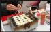 Mesin Gas Quail Egg Grill (Mesin Kue Telur Puyuh)
