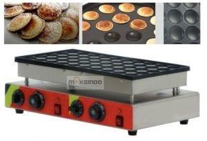 Mesin Mini Pancake Poffertjes 50 Lubang CRIP02 – Listrik