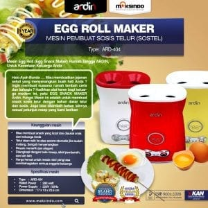 Egg Roll Maker ARD-404