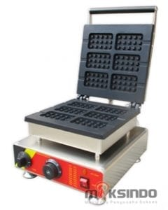 Mesin Waffle Maker MKS-STK06