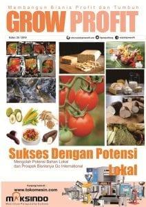 Majalah Grow Profit Edisi 35/ 2019- Sukses Dengan Potensi Lokal