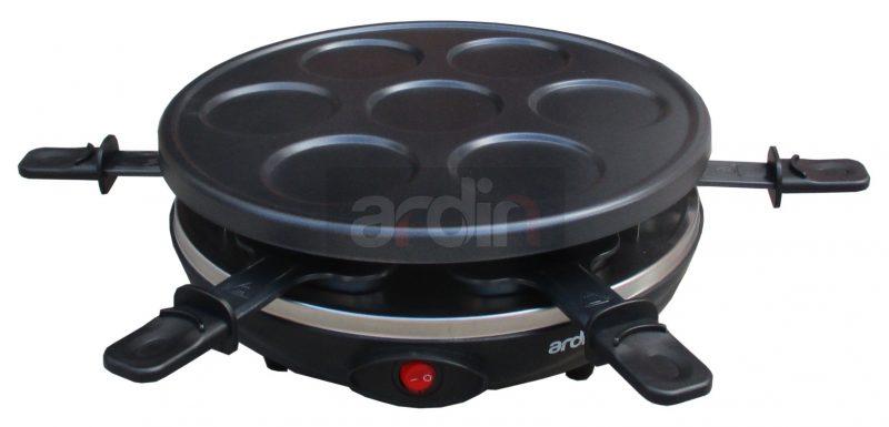 Mesin Pemanggang Grill Multiguna (Electric Grill 5in1) ARD-GRL77