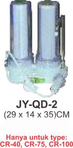 mesin filter ice cube