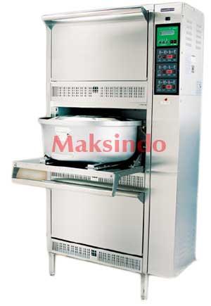mesin rice cooker besar korea